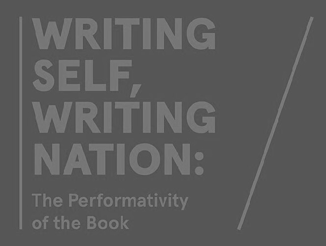 The Performativity of the Book